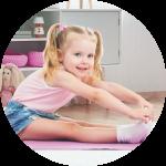 Kids Stretch Class Online